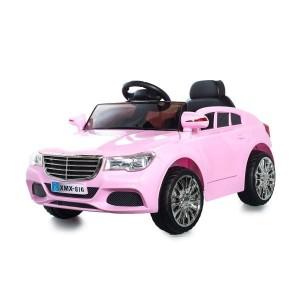 Voiture électrique 2 places 2 x 12V Mercedes X Rouge - Pack Luxe