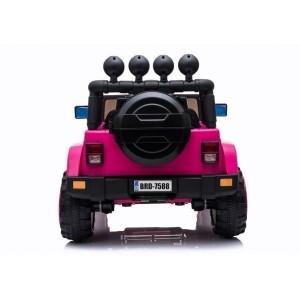 Voiture électrique 12V Style Evoque Noir - Pack Evo