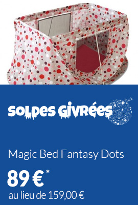 Magic Bed Fantasy Dots