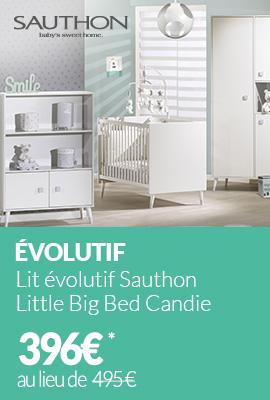 Sauthon lit évolutif