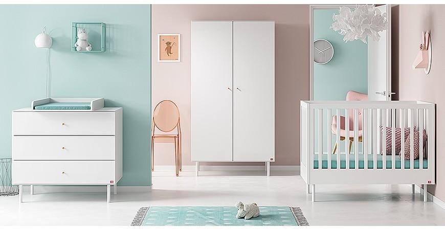 Bien aménager la chambre de votre bébé