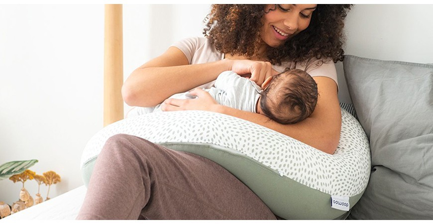 Comment bien choisir son coussin de maternité et d'allaitement ?
