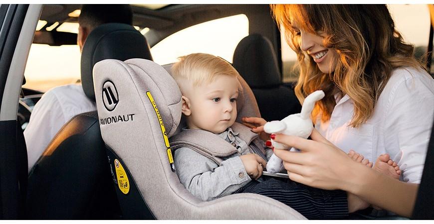Crash-tests : Les meilleurs sièges auto du marché sur Cabriole