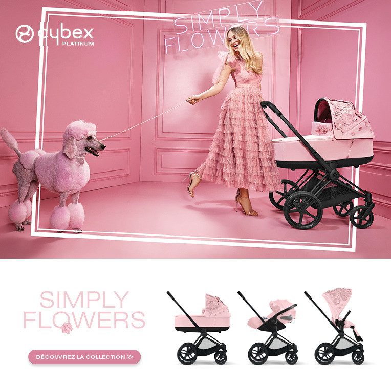 Collection Cybex Simply Flowers