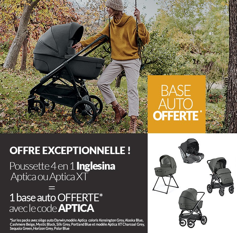 Offre exceptionnelle Inglesina