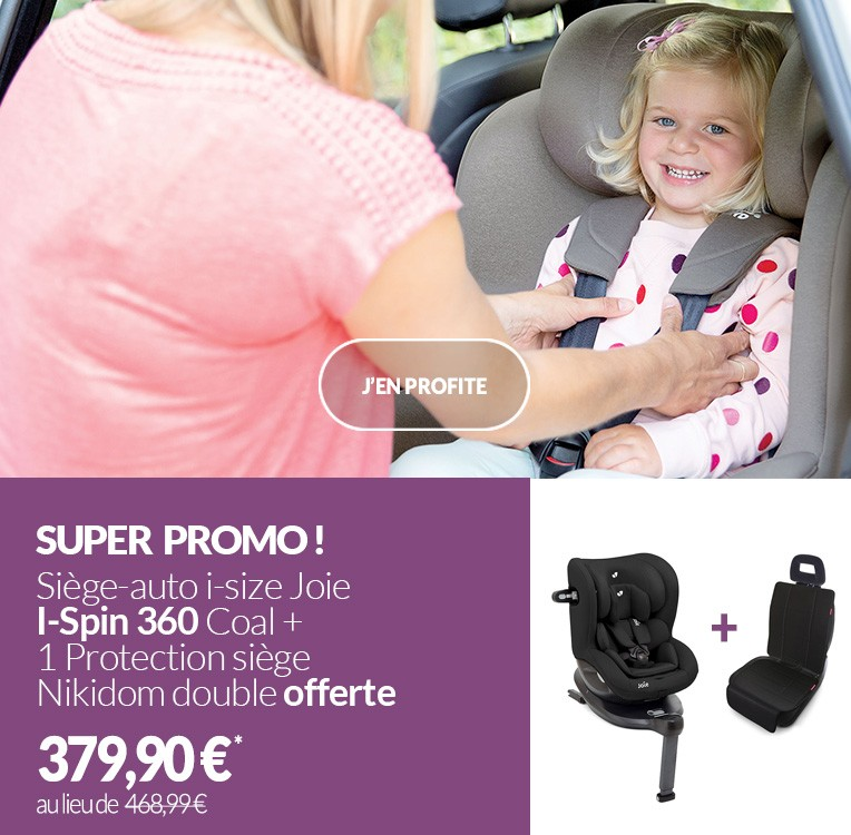 Offre spéciale Joie Ispin 360