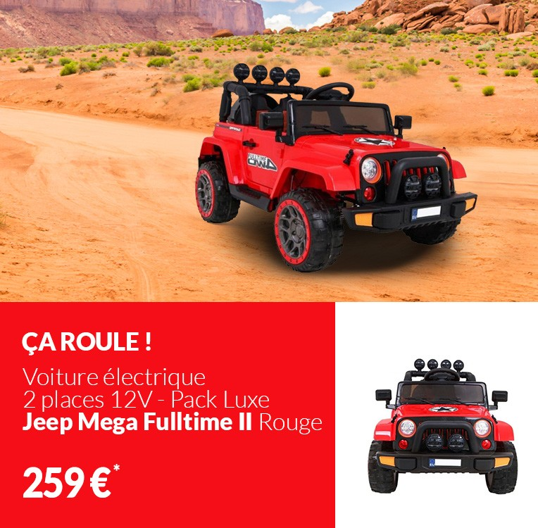 JEEP FULLTIME